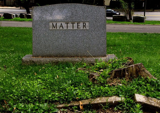 The Matter Laid To Rest, 2015